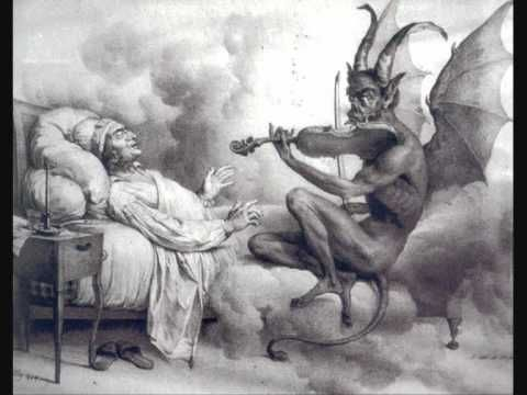 Tartini Violin Sonata in G minor ''Devil's Trill Sonata'' After seeing a picture of those Violins, I just had to YouTube this song. xD