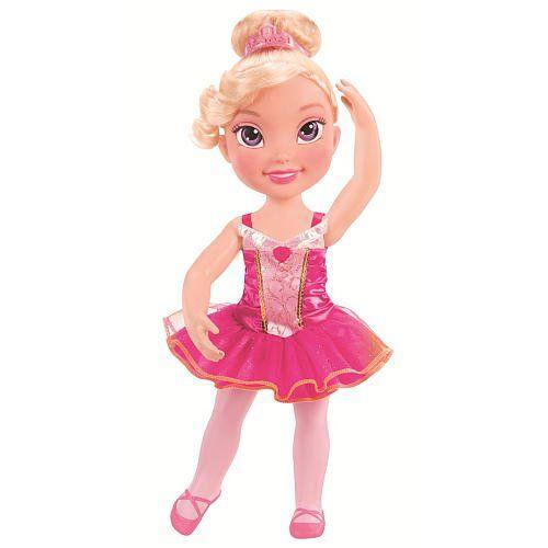 My First Disney Princess Aurora Ballerina Doll