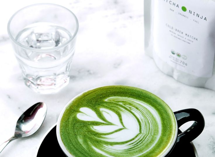 Matcha Latte | Replace your coffee habit with matcha. This Matcha Latte is a healthy, energy boosting alternative to coffee. Made using the best tasting, easiest to prepare organic matcha in the world. #matcha #matchaninja #healthyeating #matchaninjaaus #healthyfood