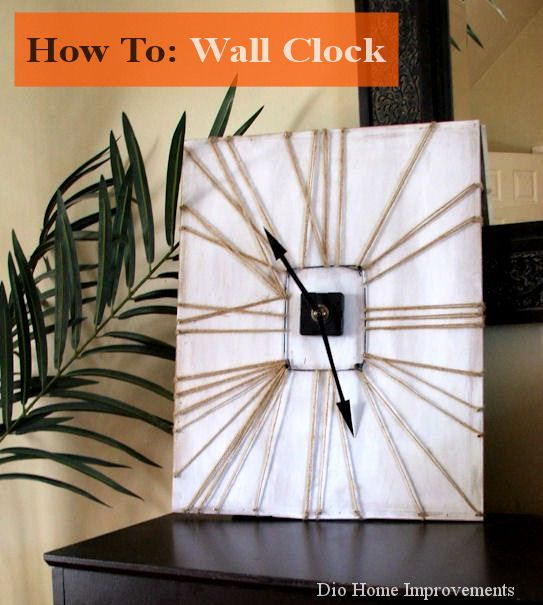 76 best images about Crafts Making Clocks on Pinterest Glow