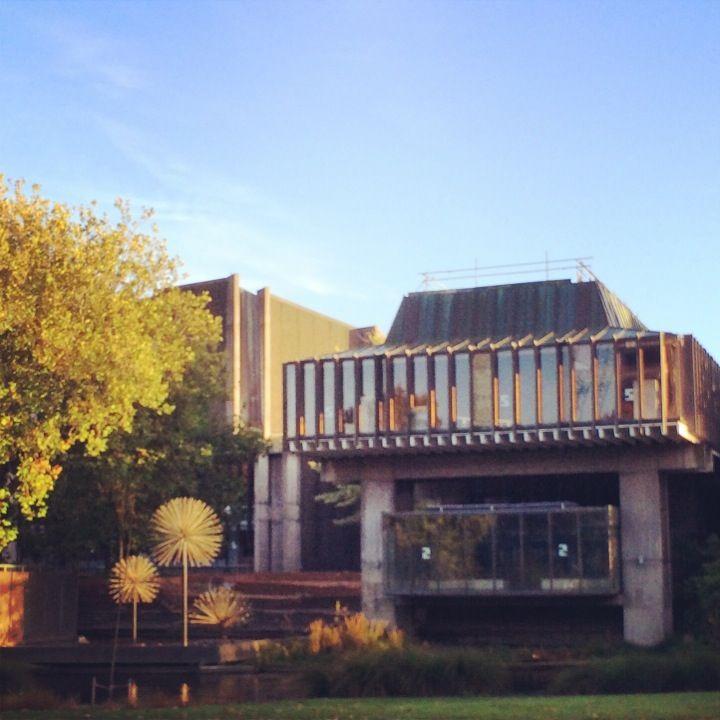Christchurch Town Hall in Christchurch Central, Canterbury