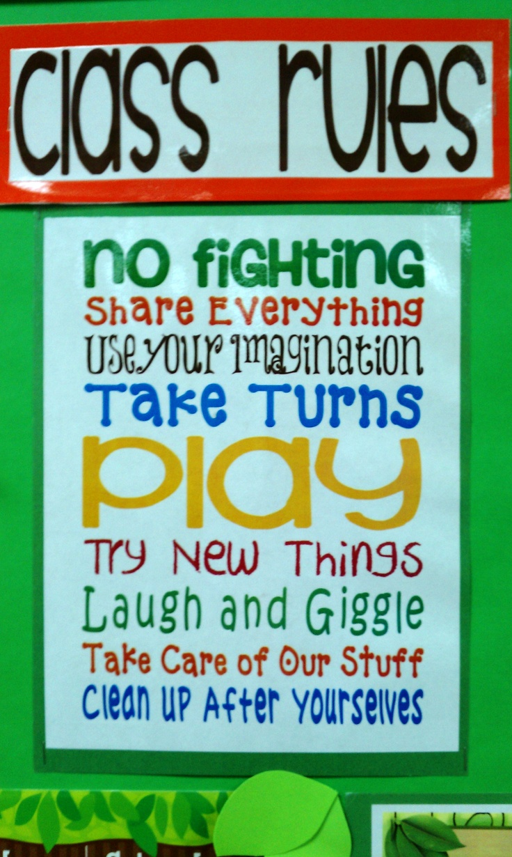 Classroom Rules Ideas ~ Best images about my classroom