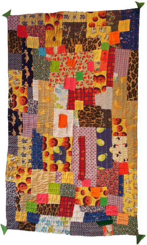 The Kawandi Quilts http://www.margaretfabrizio.com/quilts/kawandi.html