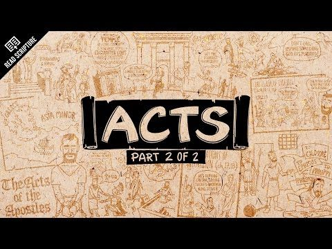 Read Scripture: Acts Ch. 13-28 - YouTube