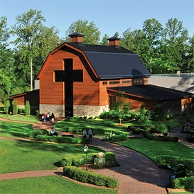 Billy Graham Library. What an honor to Rev. Billy but even moreso what a tribute to the glory of God.