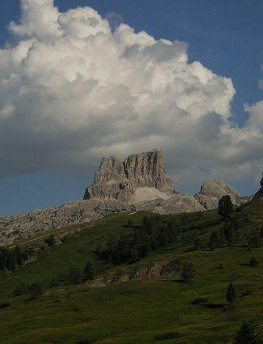 Il monte Averau Dolomiti