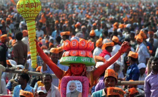 Exit Polls Show BJP Ahead, Akhilesh Yadav Says Open To Mayawati Tie-Up