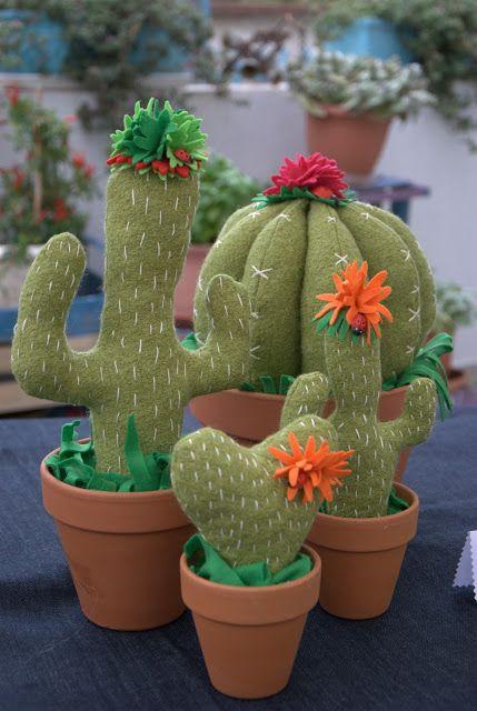 Bikico Handmade Creations: Cactus..