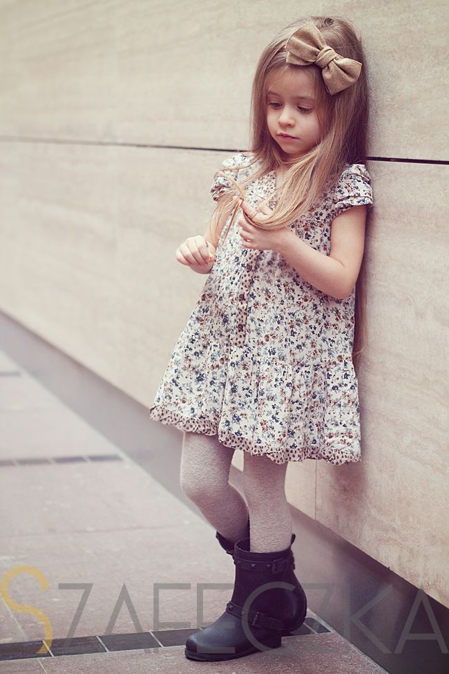 As the flowers in the meadow »szafeczka.com - blog parentingowy - children's fashion
