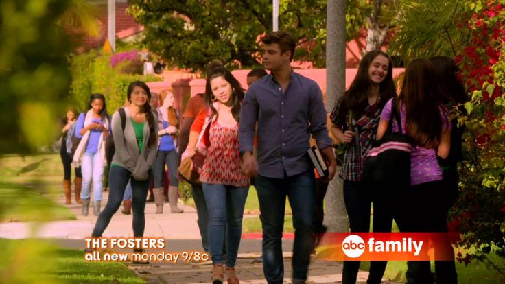Official Preview for next week's episode of The Fosters!