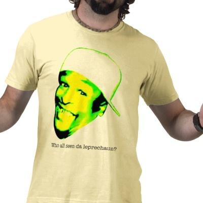 Leprechaun in Alabama T-Shirt from http://www.zazzle.com/leprechaun+in+alabama+tshirts