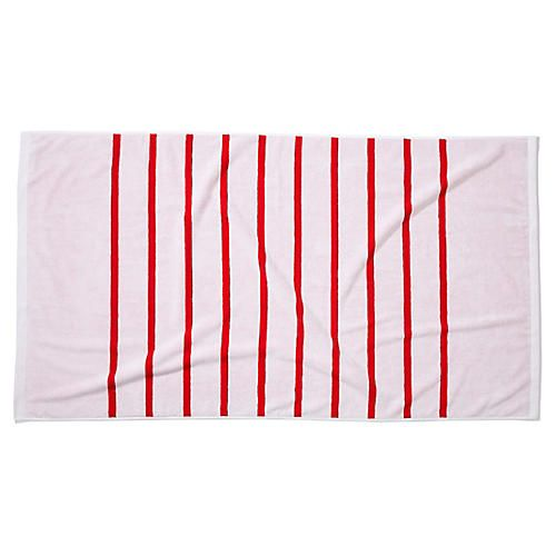 Beach Towels One Kings Lane With Images Beach Beach Towel