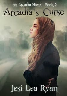 Author, Jesi Lea Ryan, talks about the inspiration behind  the Arcadia Series.