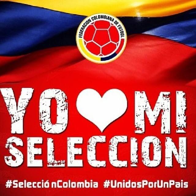 Amo mi Selección Colombia