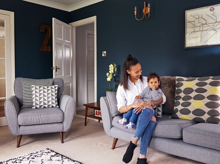 Step inside Nest Twenty Eight's #mydfs living room | #mydfs | French Connection Zinc | #myfrenchconnection