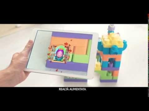 """Spot TV 15"""" - Chicco App Toys di Chicco. I giochi interattivi che uniscono reale e virtuale! - YouTube"""
