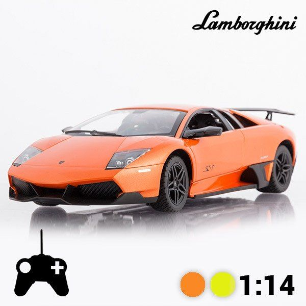 LAMBORGHINI MURCIÉLAGO LP670-4 SV REMOTE CONTROL CAR - Geeks Buy Gadgets