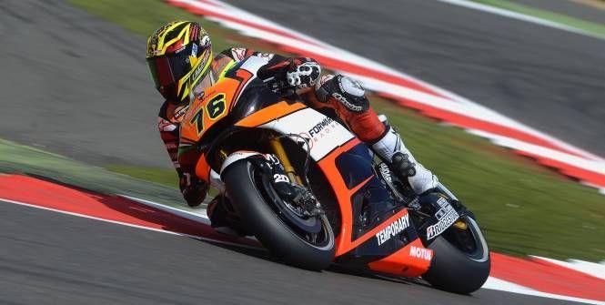 Moto - Moto GP - Loris Baz pilotera chez Avintia Ducati en 2016