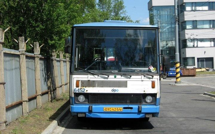 Karosa B900