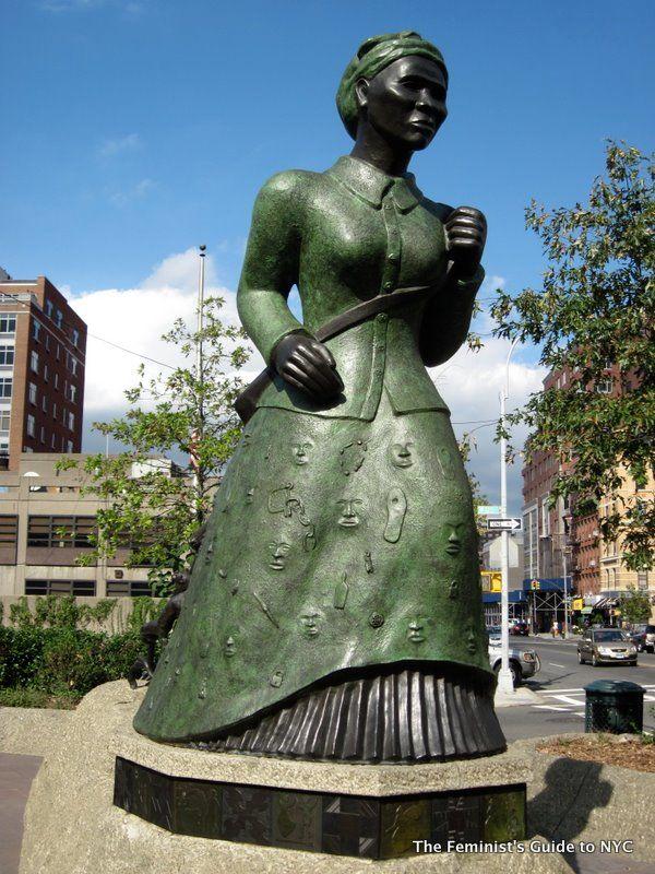 Harriet Tubman statue in Harlem | Nonprofit Pinpocket ...