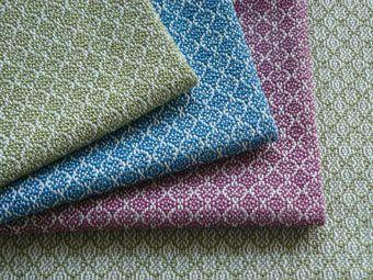 Hand towel Kastehelmi, weaving pattern (Toika) / Kastehelmi-käsipyyhe, kudontamalli (Toika)