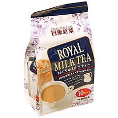 Royal Milk Tea - available in Japan