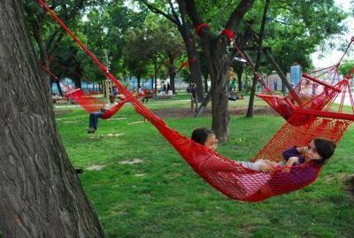Houpací sítě: Lidi málo odpočívaj | Proti šedi