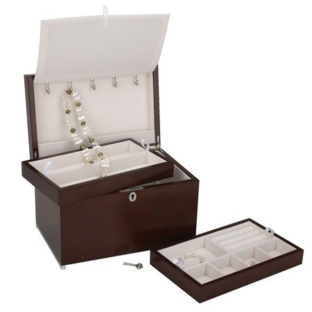 13 best Jewelry Boxes images on Pinterest Boxing Jewel box and