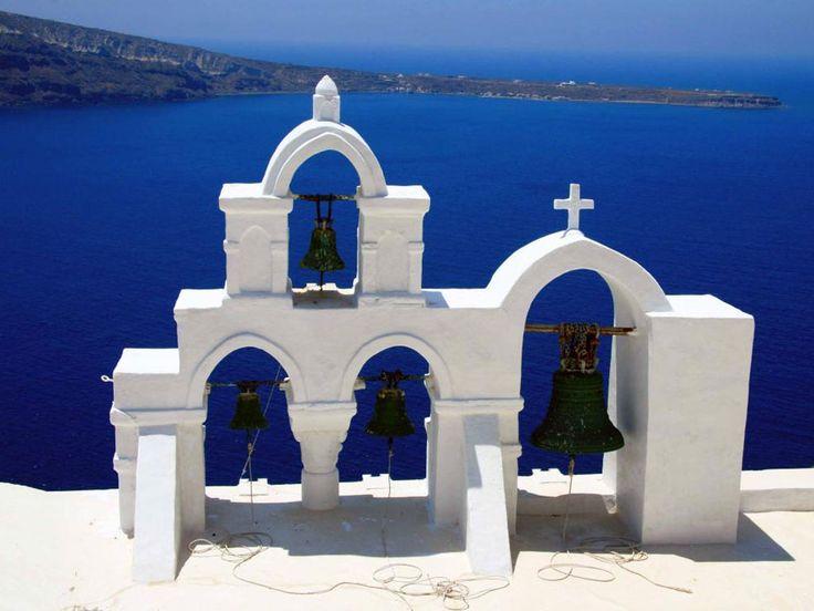 Santorini: Favorite Places, Blue, Greece, Travel, Photo, Santorini