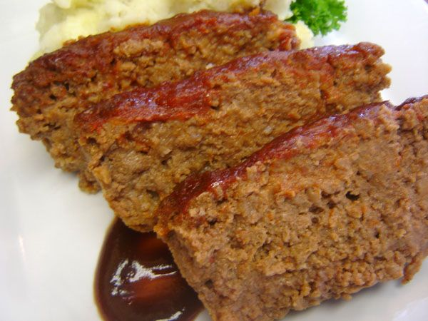 Meatloaf tomato sauce recipes easy