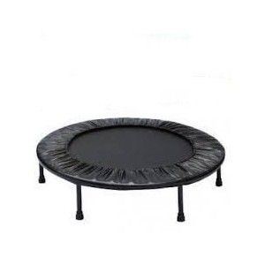 ATHLETIC24 122 cm - Trampolína fitness / čierna  #trampolína #gymnastickátrampolína  http://trampoliny.sk/