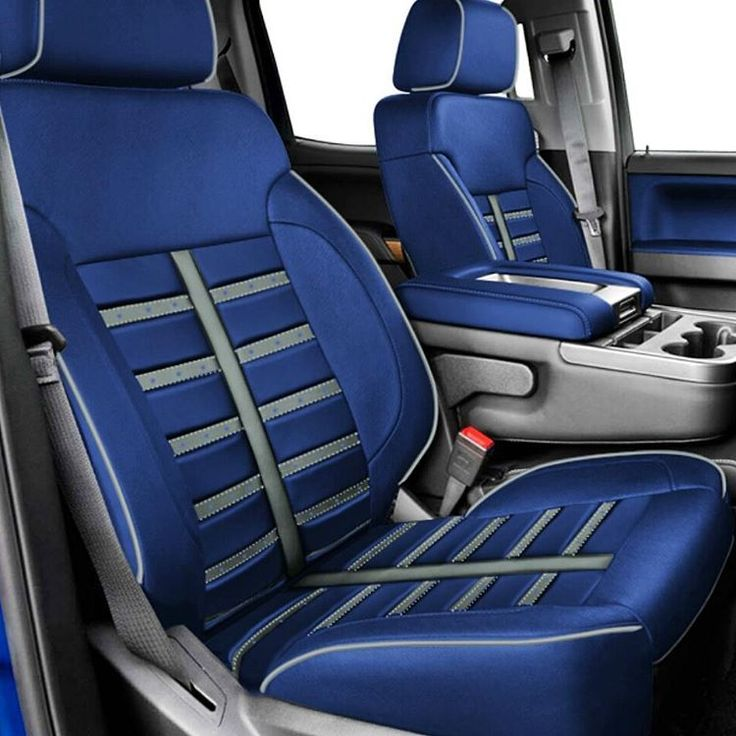 2014 2015 silverado sierra custom leather interior blue and black or grey interior ferrari. Black Bedroom Furniture Sets. Home Design Ideas