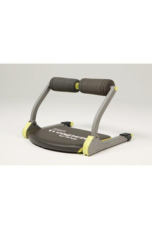 Ultimat og effektiv coretrening<br><br>Wonder Core Smart gir den ultimate og totale coretreningen!<br>Med Wonder Core får du motstand både på veien ned og opp i hver øvelse. Med dobbel motstand får du dobbel trening på halvparten av tiden! <br><br>Wonder Core Smart muliggjør en bevegelse på hele 180 °. Det betyr at du kan isolere og trene dine nedre, midterste og øvre magemuskler  –  en større bevegelse innebærer mye mer jobb for muskelkorsetten.<br><br><br>Maks vekt 120…
