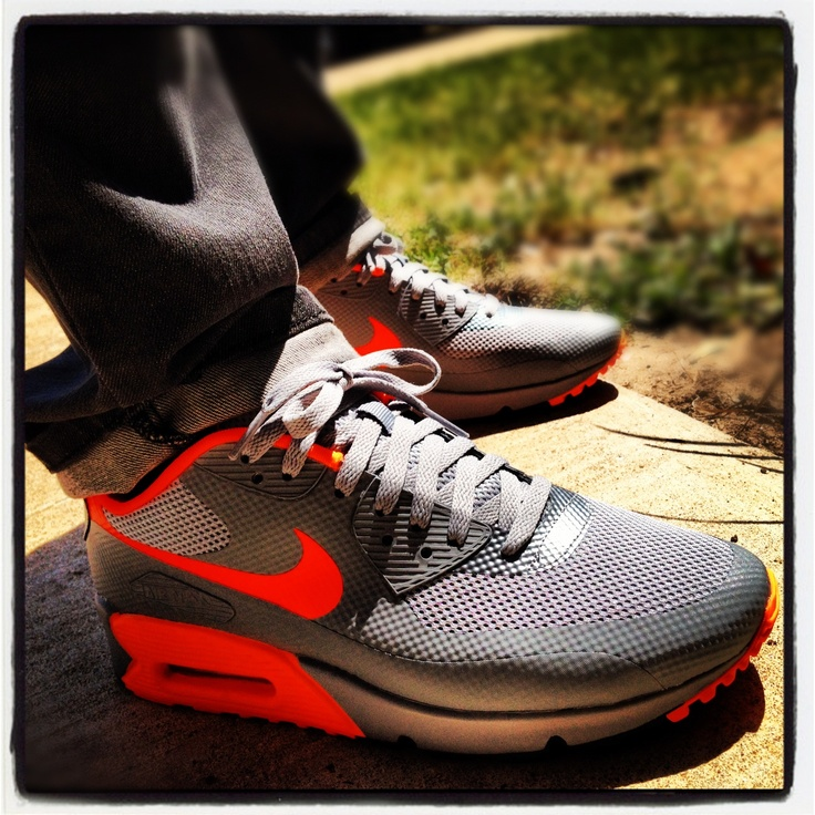 Air Max 90 Hyperfuse. Got.