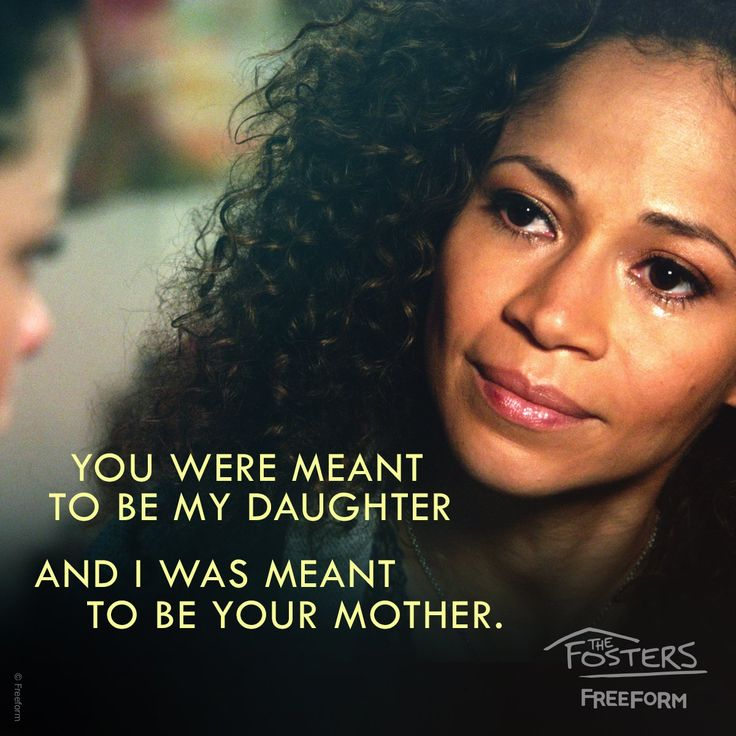 "S4 Ep9 ""New York"" - ""You and your brother have brought me the greatest joy."" #TheFosters"