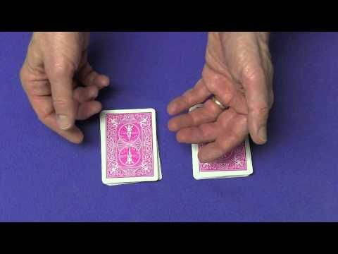 easy card tricks and games