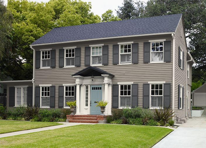 Virtual Exterior House Paint Colors