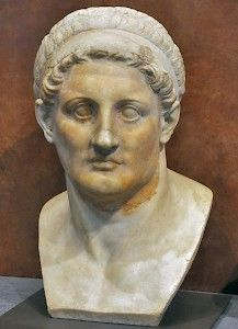 Ptolemy I Soter (c. 367 BC-283/2 BC) Founder of the Ptolemaic Dynasty.  Son of Lagus or Philip II of Macedon and Arsino. Consorts: Artakama, Eurydice, and Berenice