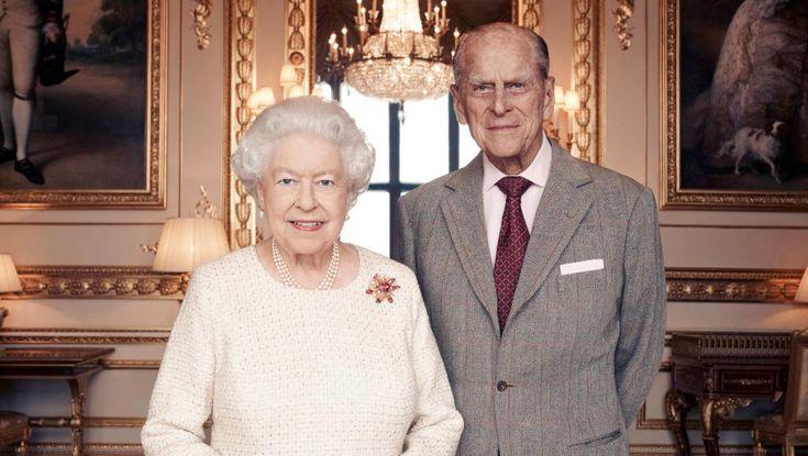 Actu : Royaume-Uni: 70 ans de mariage pour Elizabeth II et le Prince Philip  Europe