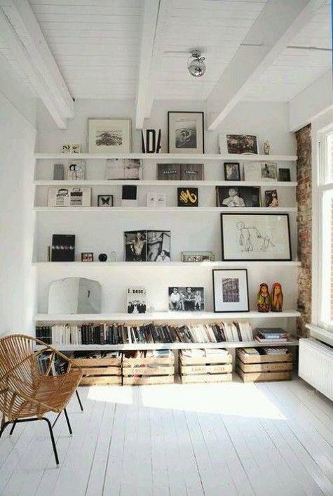 27 Cool IKEA Lack Shelf Hacks | ComfyDwelling.com #PinoftheDay #cool #IKEA…: