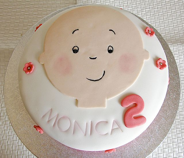 Caillou cake | Flickr - Photo Sharing!