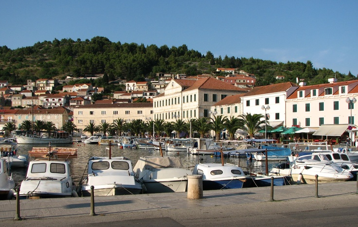 Vela Luka ; Croatia