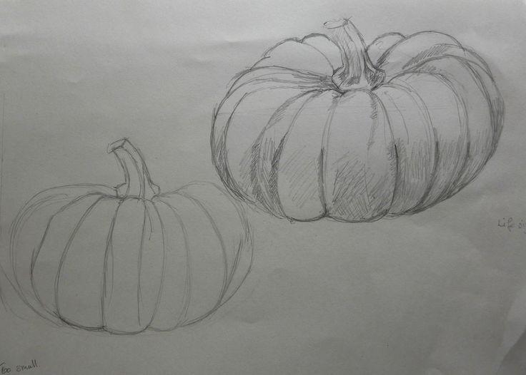 Contour Line Drawing Pumpkin : Best drawings cross contour line images on pinterest