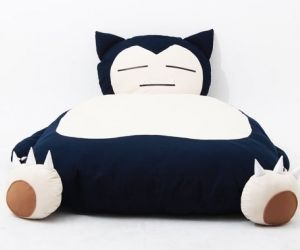 Pokemon Snorlax Bed