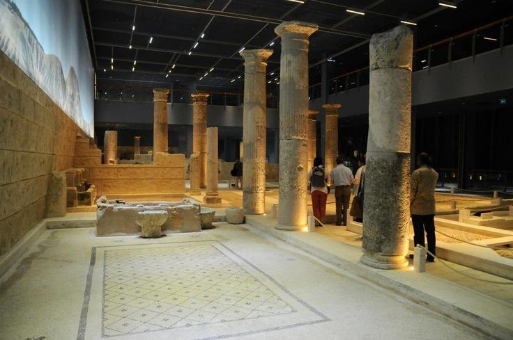 #travel #city #turkey #gaziantep #zeugma #mosaic #museum #ancient