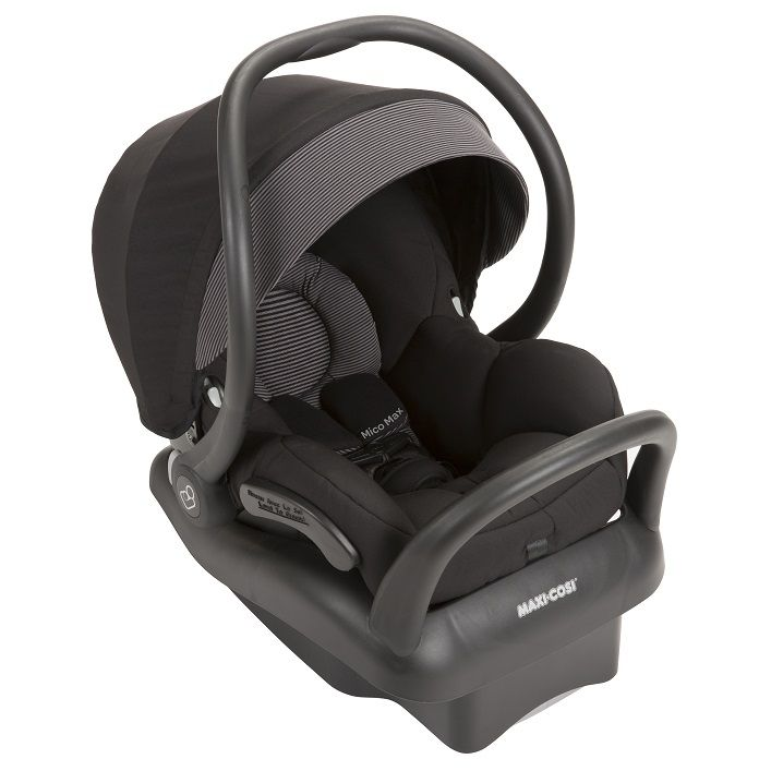 Maxi Cosi Mico Max 30 Car Seat Black Devoted I just want an all black car seat and then add a colorful canopy and cushion depending on whether its a girl or boy