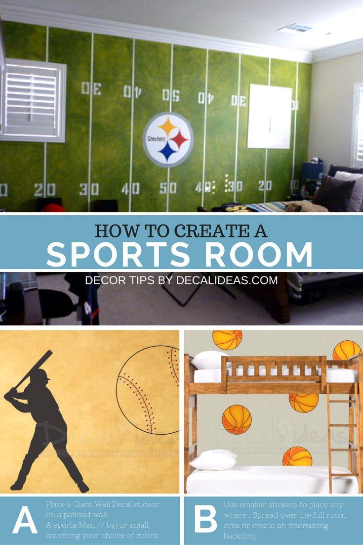 Best 25 Football Theme Bedroom Ideas On Pinterest Boy