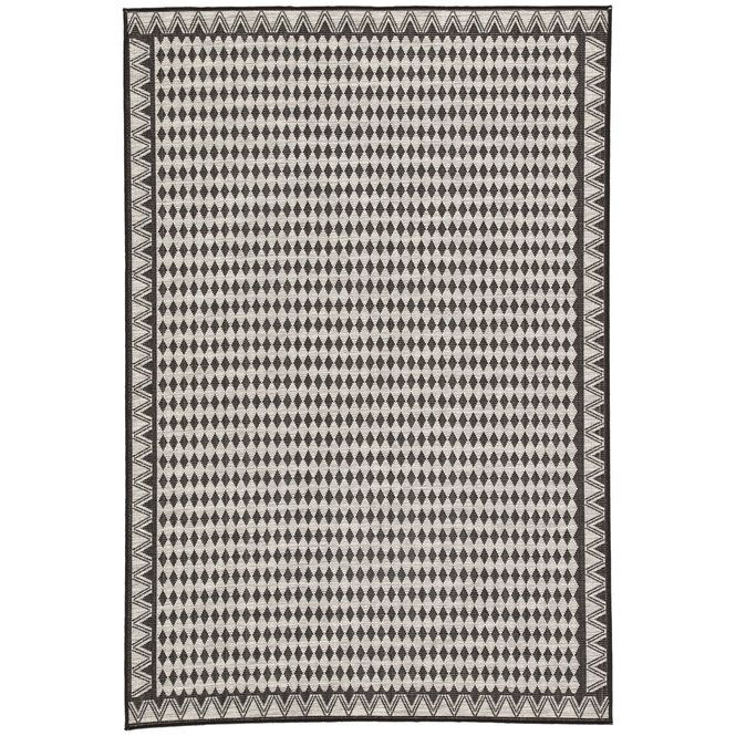 Check out Checkered Victorian Indoor/Outdoor Rug from Shades of Light