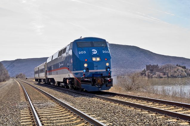Let Metro-North bring you and from to our Beacon launch dock, directly from Grand Central Terminal in New York City, or from any other Metro-North Railroad Station north! For information, visit...