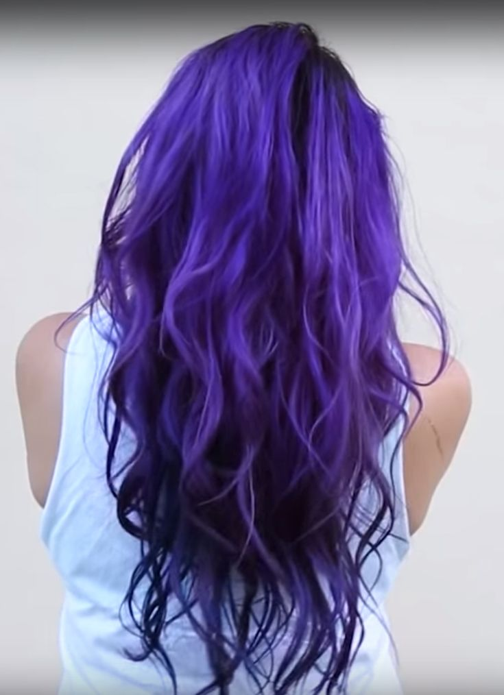 Want The Best Shampoo For Purple Hair Here S An Affordable One